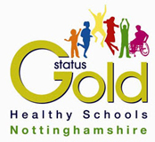 Healthy Schools Nottinghamshire: Gold