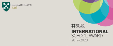 Saint Gregory's Bath International School Award