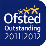 Ofsted: Outstanding 2011 - 2012